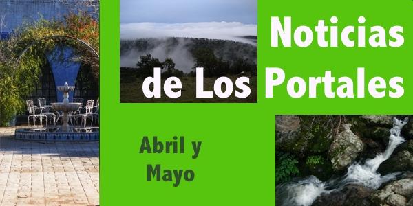 Noticias de Los Portales - Abril y Mayo